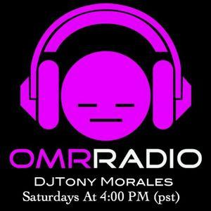 OMRradio Live Show 1/4/2014 DJTony Morales