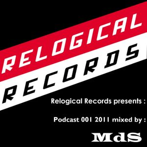 MdS live set Podcast 001 by Relogical records 2011