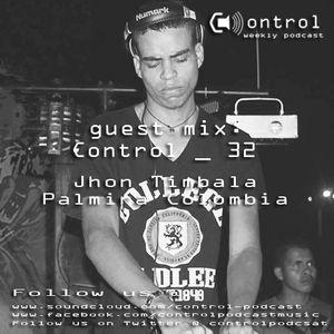 Control_32 - Jhon Timbala