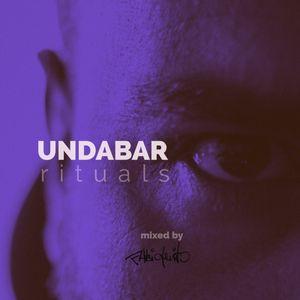 UNDABAR : Rituals (mediterranean after dinner) - mixed by Fabio Genito