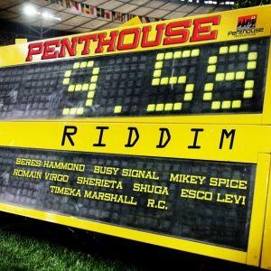 9.58 Riddim Mix (Juin 2012) - Selecta Fazah K.