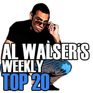 Al Walser's Weekly Top 20 - May 6th 2012