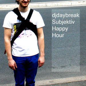 djdaybreak - Subjektív Happy Hour