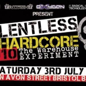DJ TERROR @ RELENTLESS HARDCORE-BRISTOL-UK