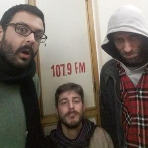 HIPOGLOTE n.º 15 _2016/11/08 _Bruno MINISTRO e Nuno Miguel NEVES_ caldeirada a três!