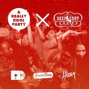 ARKP x Deep Eddy Mix - DJs Dayta, Hiram + Gracie Chavez