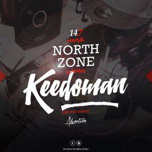 Keedoman Live set @NorthZone Summer 14/07/2017