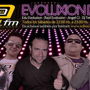 EVOLUXION DJS VOL 19 (15/2/2014) www.solfmcordoba.com