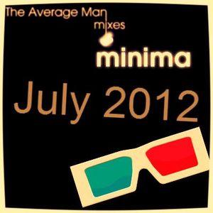 Minima July 2012