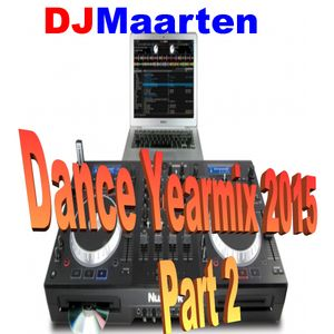 Dance Yearmix 2015, Part 2