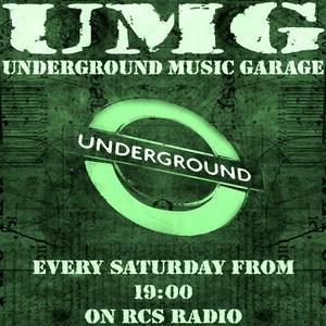 U.M.G Andrea Colina & Victor Elle's Podcast n°15 on RCS RADIO - Sat. 4th feb