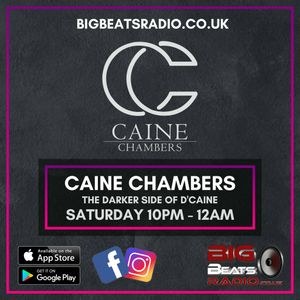 D'CAINE (The Darker Side) Techno @ Big Beats Radio 05 06 201