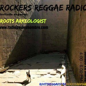 Rockers Reggae Radio Sabado 28 de Marzo