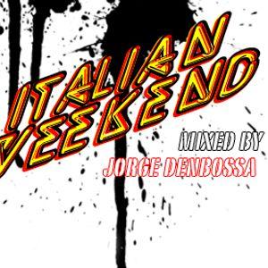 Jorge Denbossa - Italian Weekend 24.02.2012 Record Live