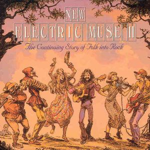Mix B - New Electric Muse II - Same Play, a few Different Actors