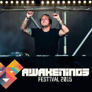 Alan Fitzpatrick - Recorded live at Awakenings Festival :: June 2015