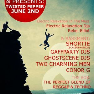 Live from Ampersand @ Twisted Pepper, Dublin