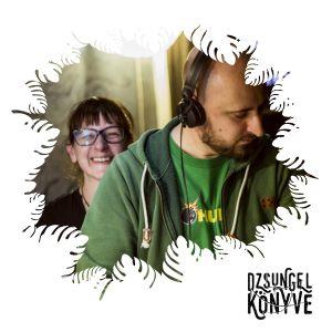 Mentalien + DJ Ren at Dzsungel Konyve 2019.03.05