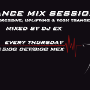 DJ Ex pres.Trance Mix Sessions ep.002 (14-08-2014) www.tempo-radio.com