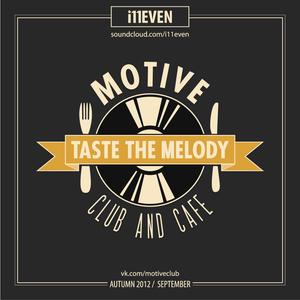 Motive Podcast (September 2012)