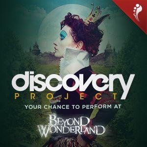 Discovery Project: Beyond Wonderland. Dani Carrasco Mix