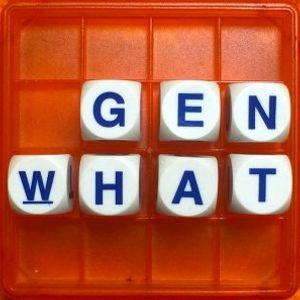 39. Generation What?