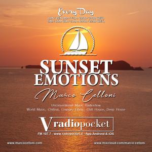 SUNSET EMOTIONS Radio Show 463/464/465 (09-10-11/06/2021)