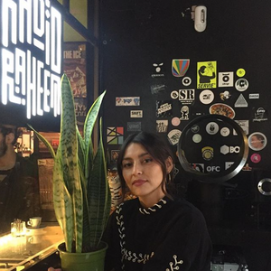 """Music for Plants"" w/ Paula Tape PT 02 @Radio Raheem Milano"
