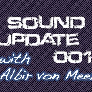 Sound Update Podcast 001@Albir von Meer January 2012