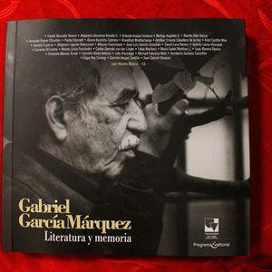 Libro: Gabriel García Márquez. Literatura y memoria de UNIVALLE