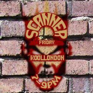 SCANNER,MC L.A & MC BLACKA-KOOL LONDON 29-08-14
