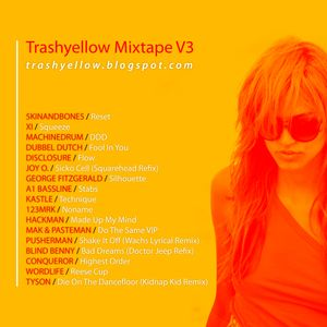 TEKNIQ - Trashyellow Mixtape V3