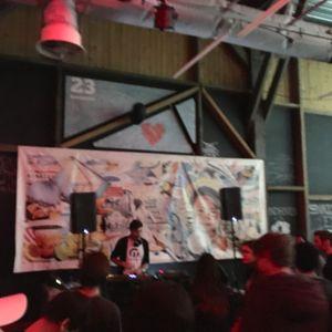 Manakacha Session 01-2016 - Ardan Bel DJ Set (Gare St Sauveur - Lille)