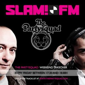 The Partysquad - Weekend Takeover 2014-07-11