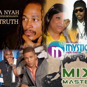 Mixmaster J interviews Carrie Mullings, D-Medz, Hefla Nyah & Asfa
