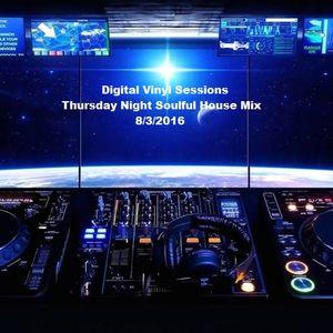 Soulful House Thursdays 8/3/16