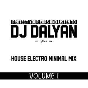 House Electro Minimal Mix - Volume 1