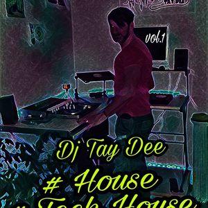 HouseGeist Present,s House Secrets vol.1 by Dj Tay Dee