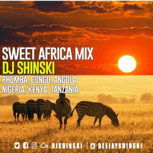 Sweet Africa Mix [Ft Rhumba, Congo, South Africa, Cameroon, Nigeria