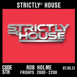 Strictly© House on CodeSouth.FM - 07.05.21