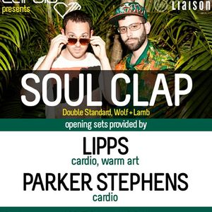 Mark Lippert - Opening set for Soul Clap - 3-16-12