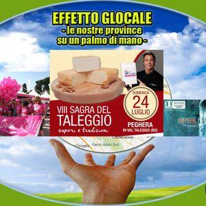 23/7/16 -Effetto Glocale: Cuore di Donna - Camminata Rosa, Sagra del Taleggio, Spirito Libero
