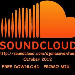 October Promo mix 2012