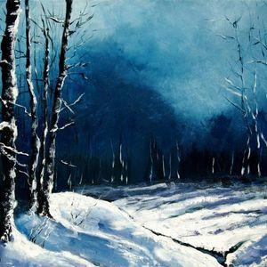 martin van morgen - driving thru a snowbound landscape - vinyl djset