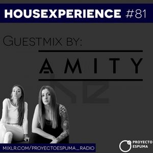 HouSEXperience #081 (Guestmix by Amity)