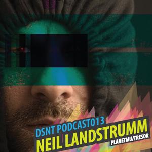 DSNT 013 - Neil Landstrumm