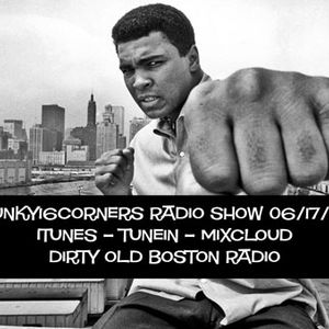 Funky16Corners Radio Show 061716