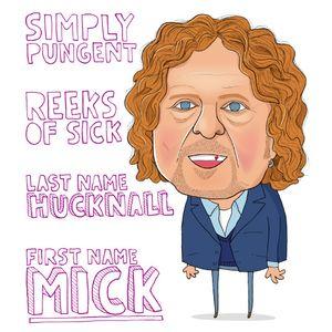 Mick's Tape