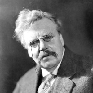 """Orthodoxy by G.K. Chesterton, narrated by David """"Grizzly"""" Smith - Chapter 7"""