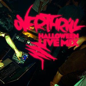OVERTHRILL - Halloween livemix 2008